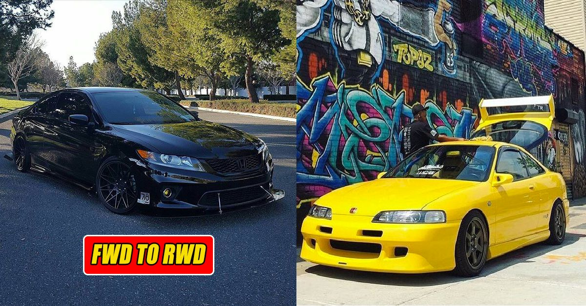 20 Front-Wheel-Drive Vehicles That Should've Been RWDs | HotCars