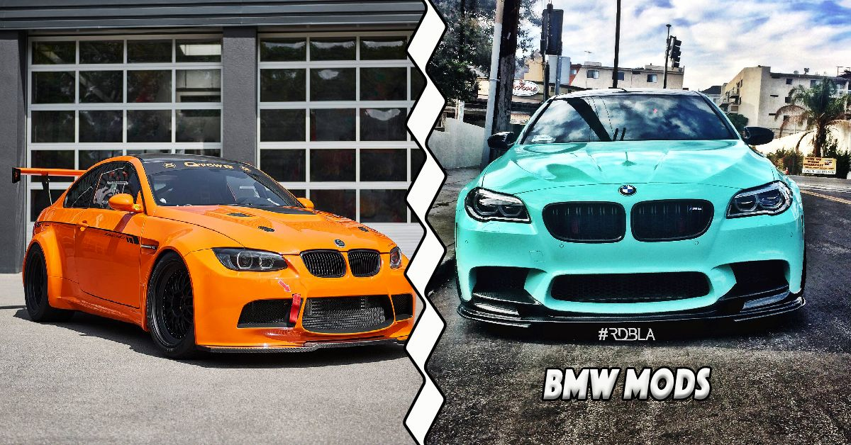 20 Modified Bmws Every Car Enthusiast Needs To See Hotcars