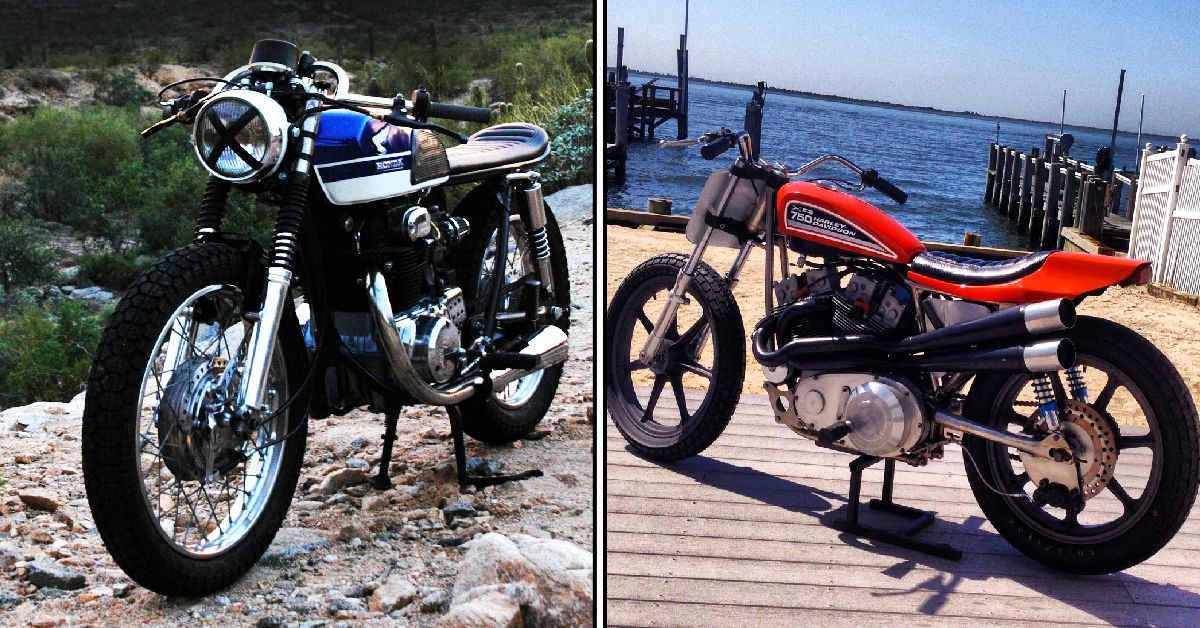 19 Vintage Motorcycles That Are Actually Really Cheap | HotCars