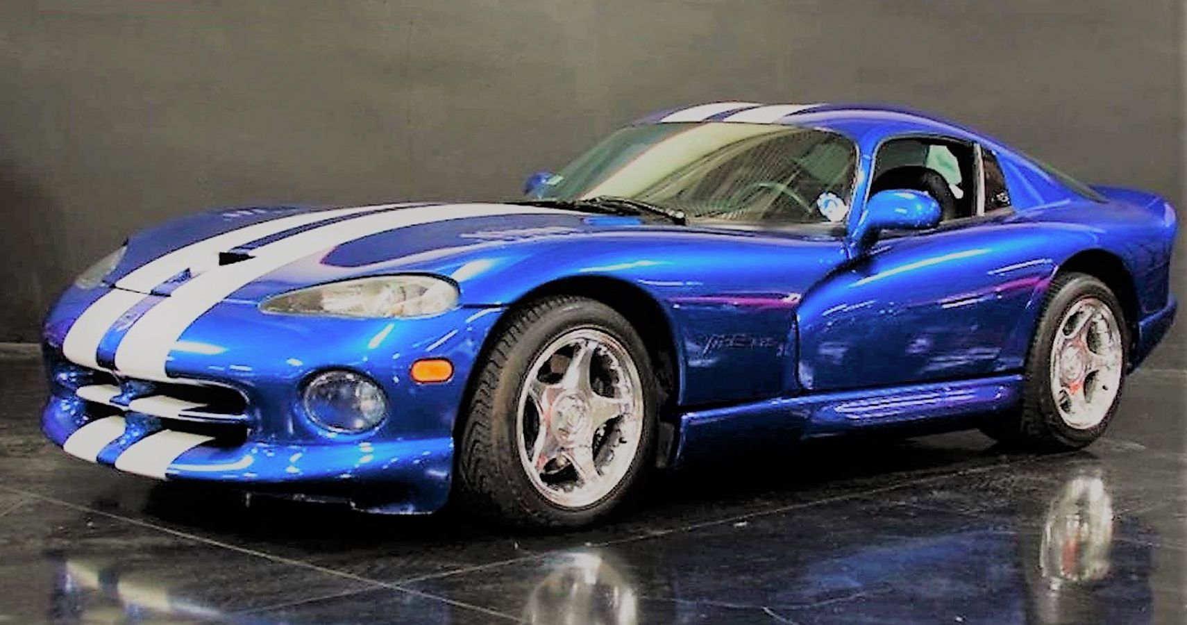 Dodge Viper's Old Assembly Plant Repurposed As Classic Display