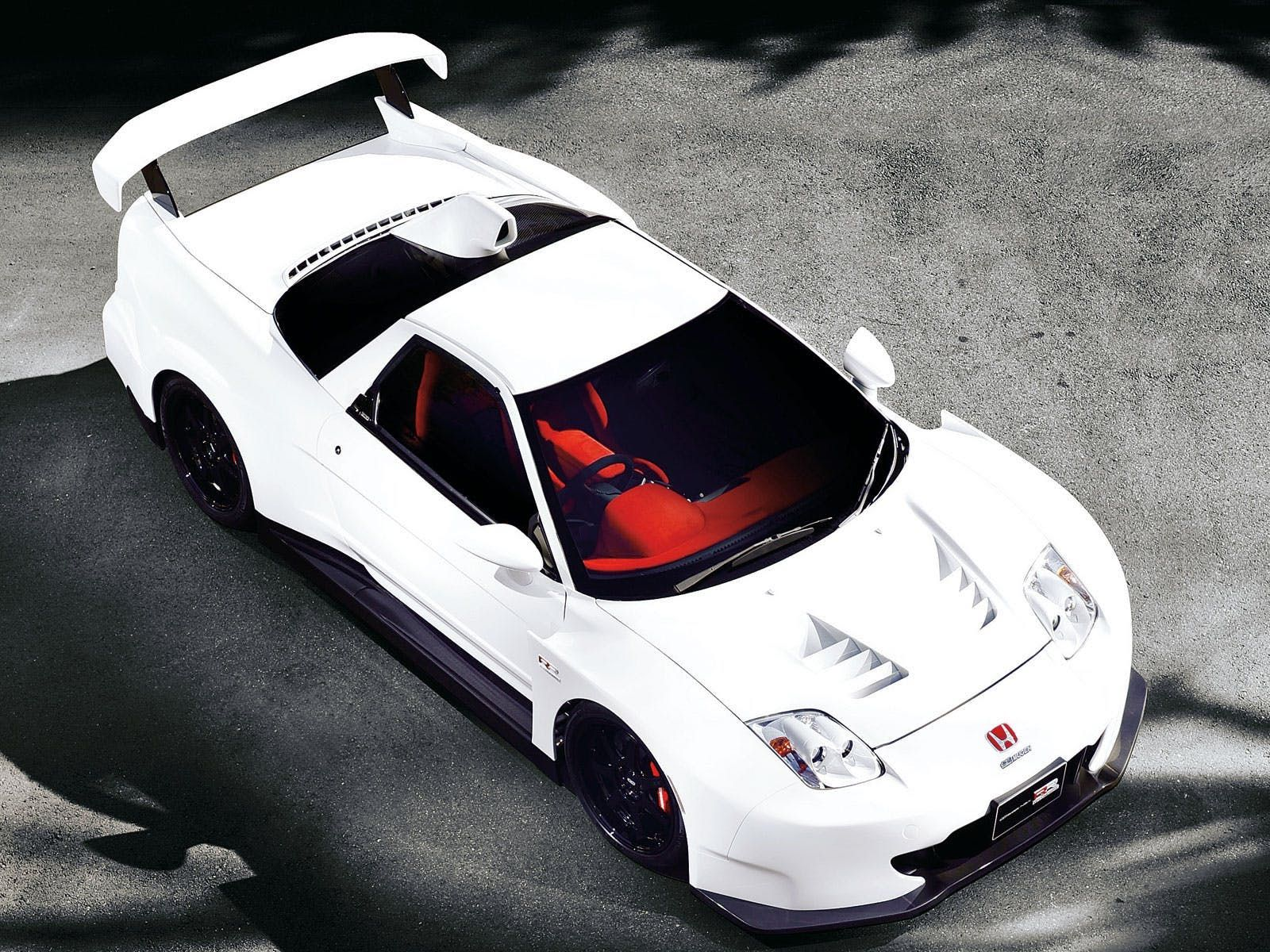 2nd MUGEN NSX RR CONCEPT (BY M-TEC AND MUGEN)