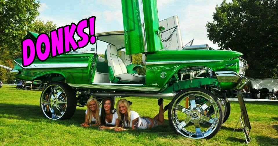 10 of the sickest donks and 10 that make no sense hotcars