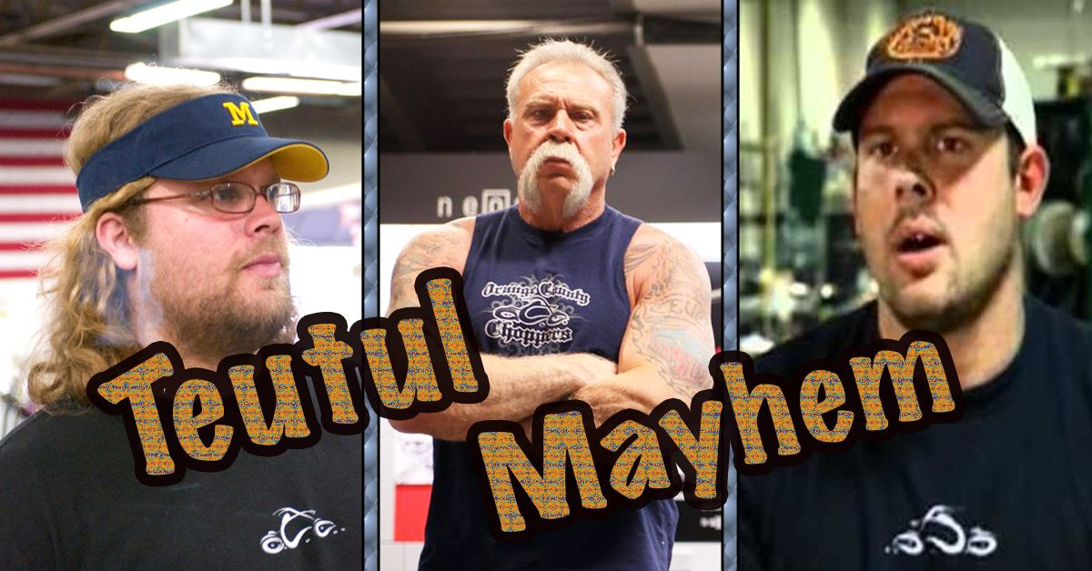 20 Behind The Scenes Facts Every American Chopper Fan Must Know