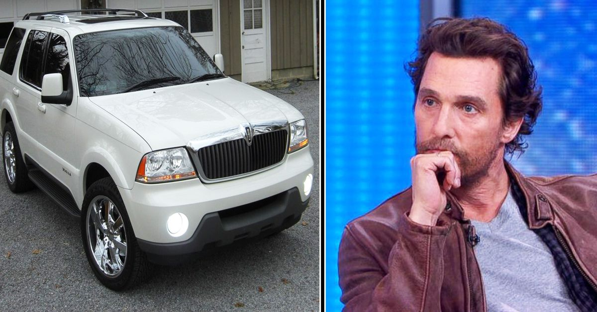20 Suvs From The 2000s No One Should Still Be Driving Because They Re Bad