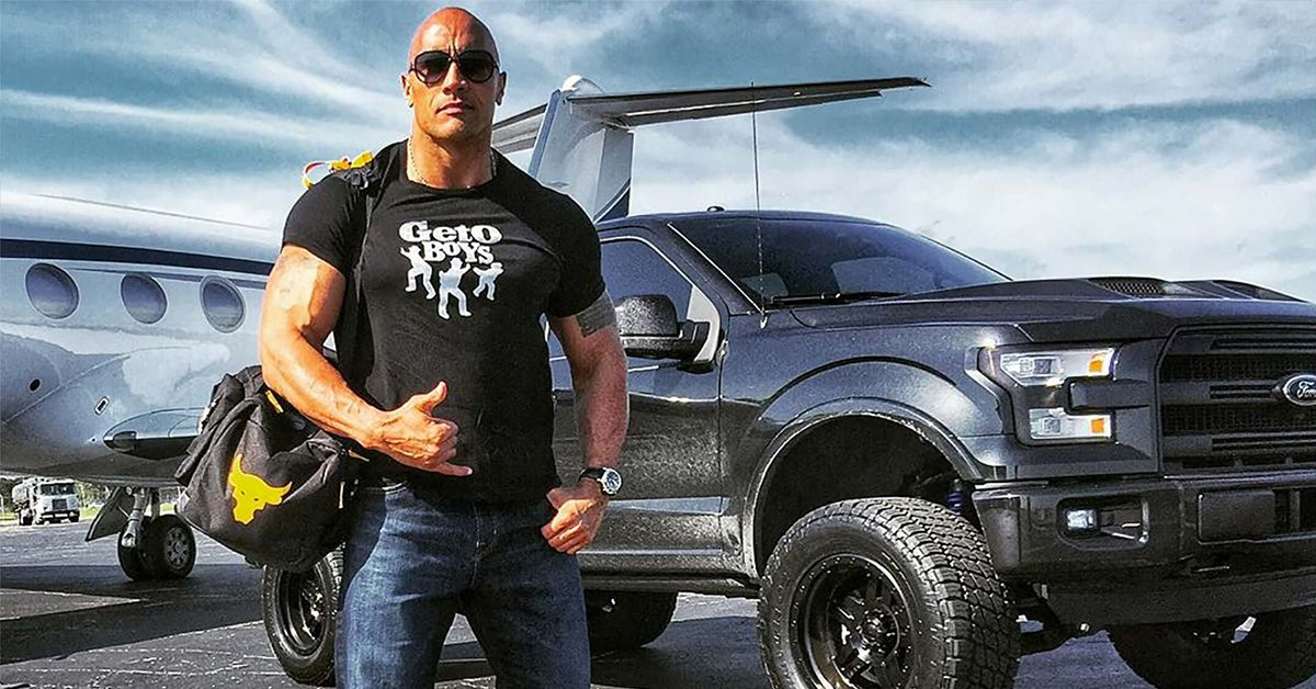 20 Of The Sweetest Cars Owned By The Rock | HotCars