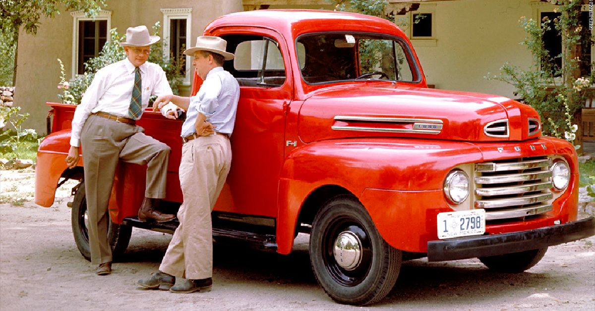 Resultado de imagem para The Ford Motor Company is an example of that. In the 1940s,