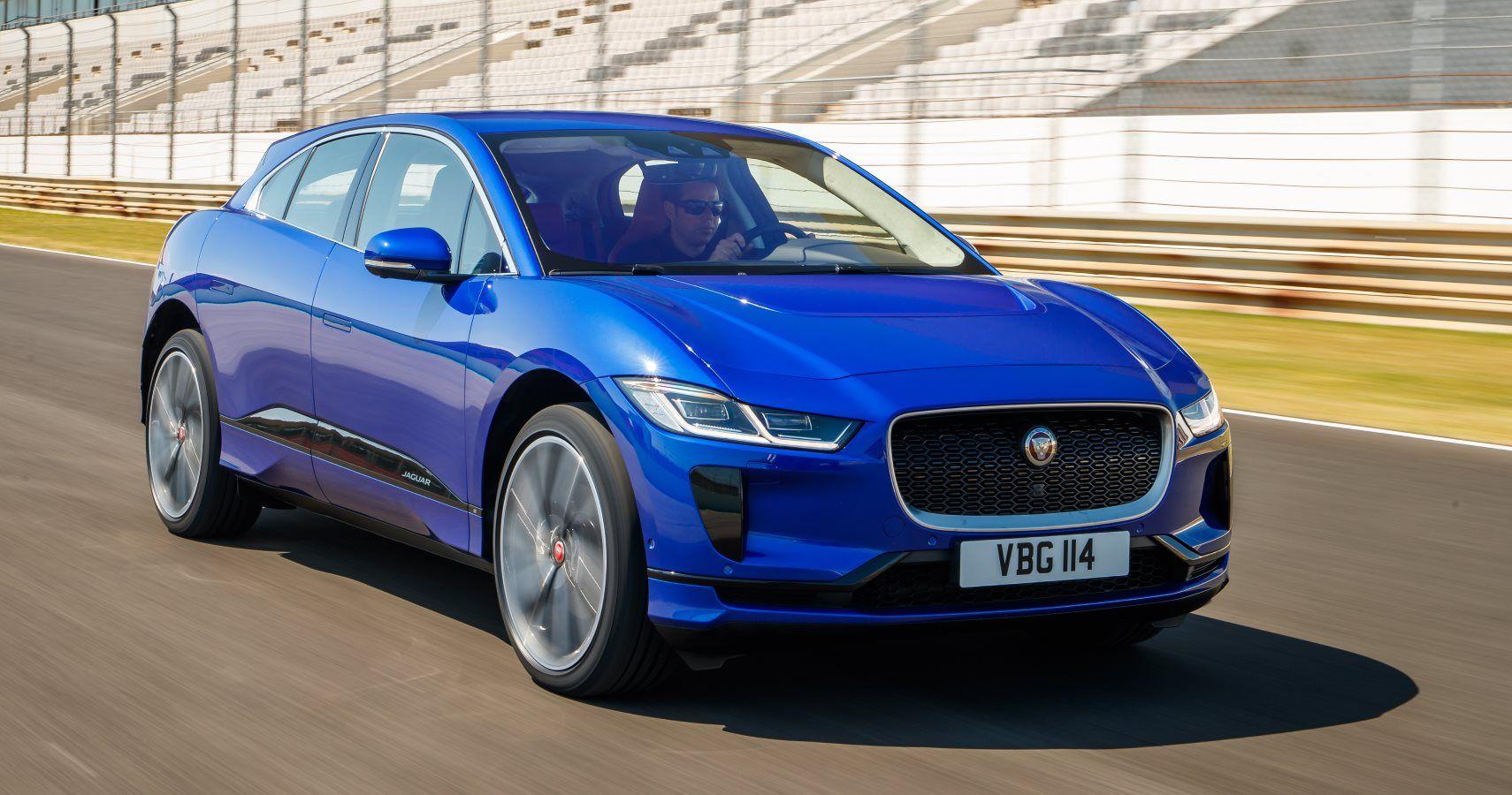 Review: Jaguar I-Pace – A Tesla Alternative