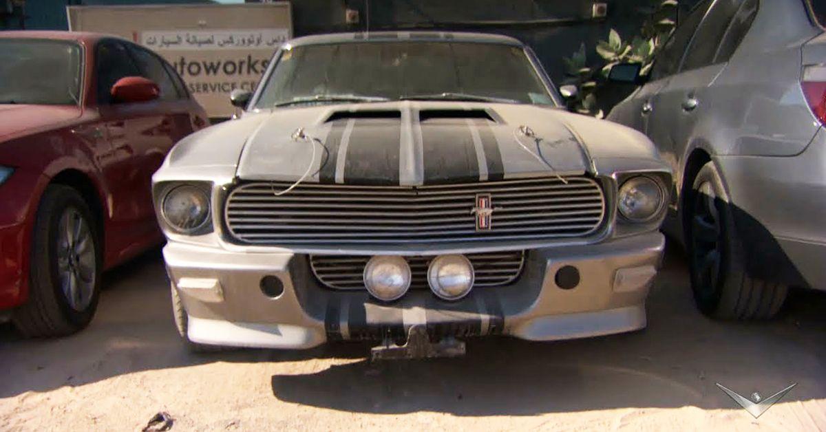 20 Sad Abandoned Cars In Dubai Hotcars
