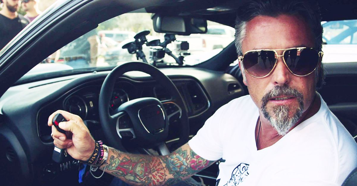 20 Things Fast N Loud Fans Need To Know About Richard Rawlings