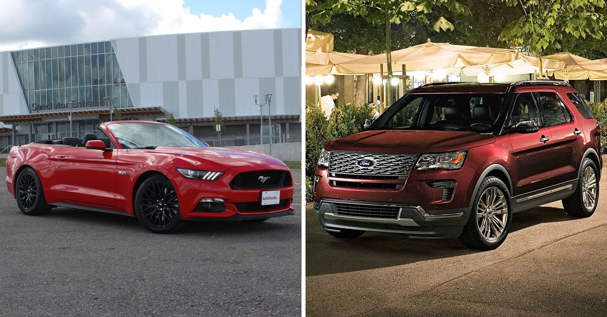 18 Used Ford Cars To Avoid Buying (And 3 New Ones To Stay Away From)