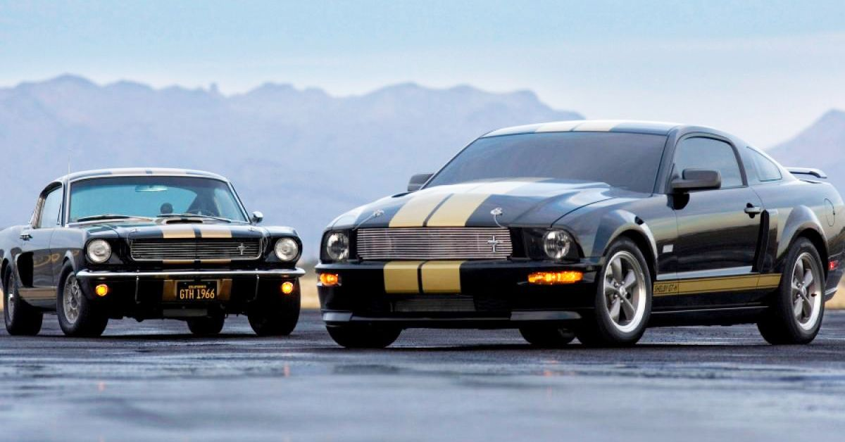 New Muscle Cars Vs Classic Muscle Cars The Ultimate Showdown