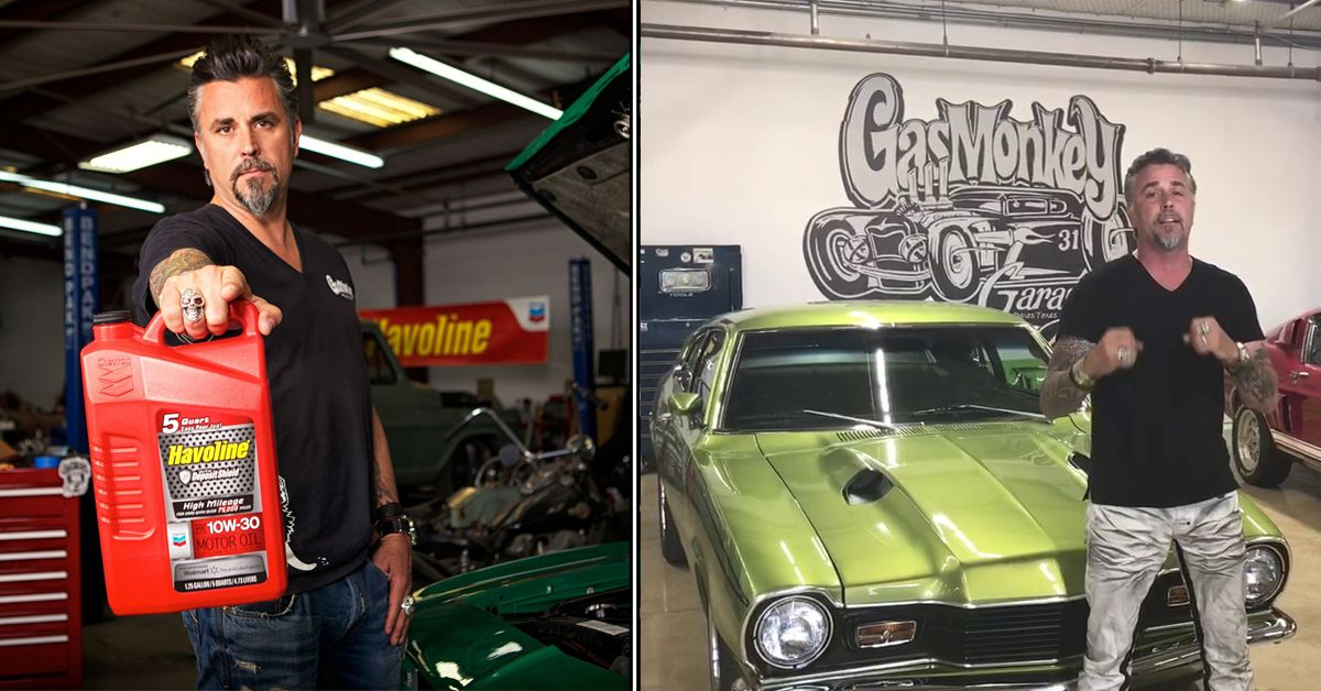 Fast N Loud 20 Best Cars In Richard Rawlings Garage Hotcars