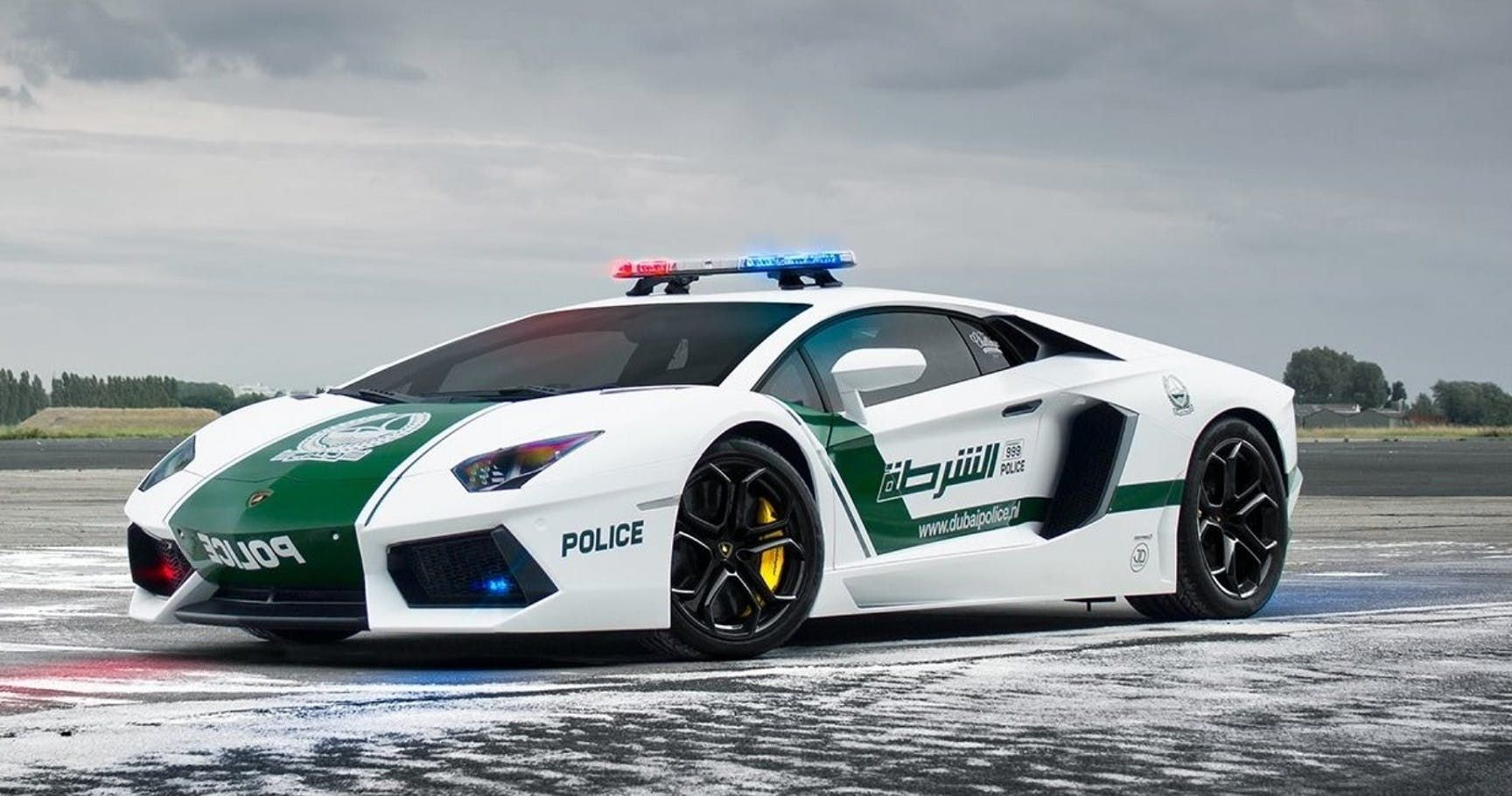 10 Cop Cars That Go 0 60 In Under 5 Seconds And 10 Over 10 Seconds