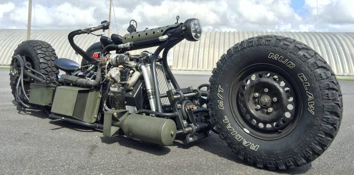 25 Custom Motorcycles That Are Totally Epic | HotCars