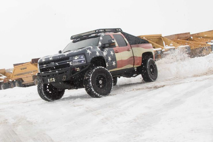 Diesel Brothers Denali >> Diesel Brothers 20 Pickup Builds That Are Pretty Epic Hotcars