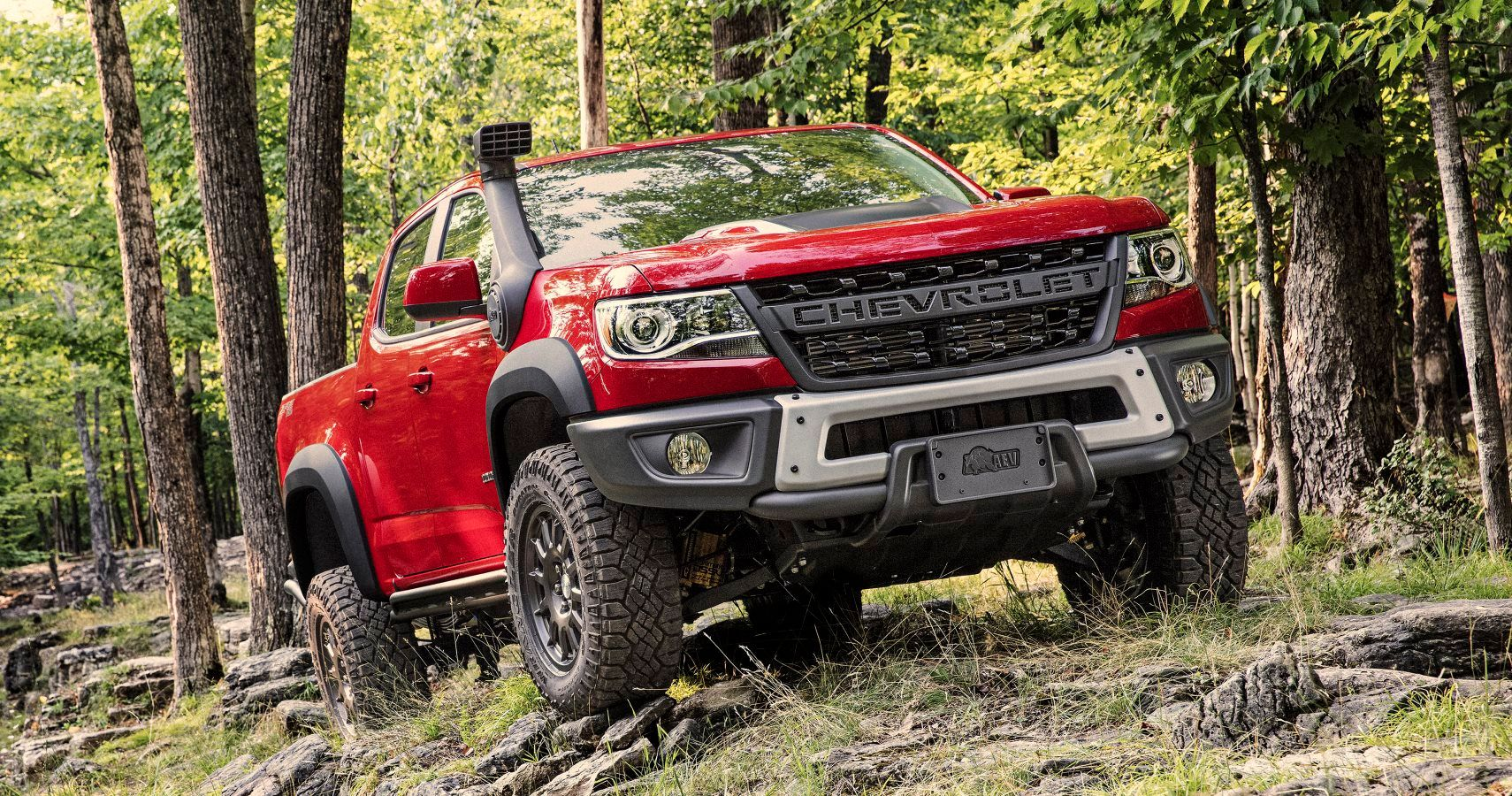 2019 Chevrolet Colorado ZR2 Bison Will Be An Off-Road Monster