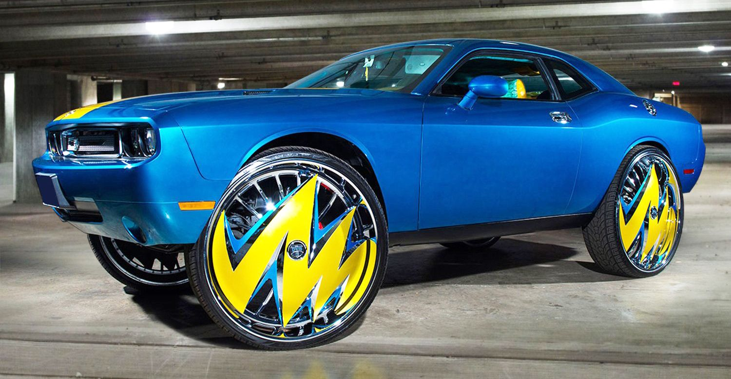 19 Pictures Of Donk Cars Wed Never Touch With A Ten Foot Pole