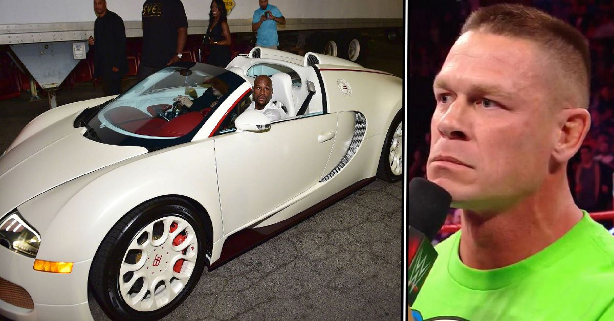 10 Cars In John Cena's Collection (And 10 He'll Never Be Able To Afford)