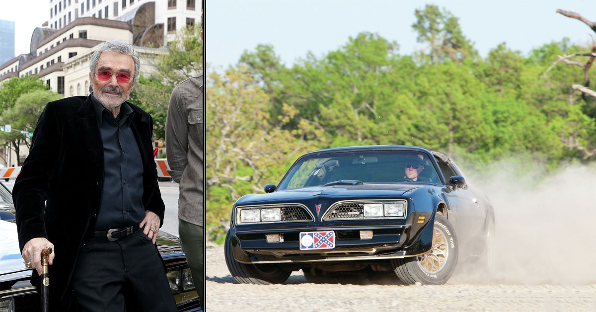 dee237dd 20 Surprising Facts About The Trans Am From Smokey And The Bandit