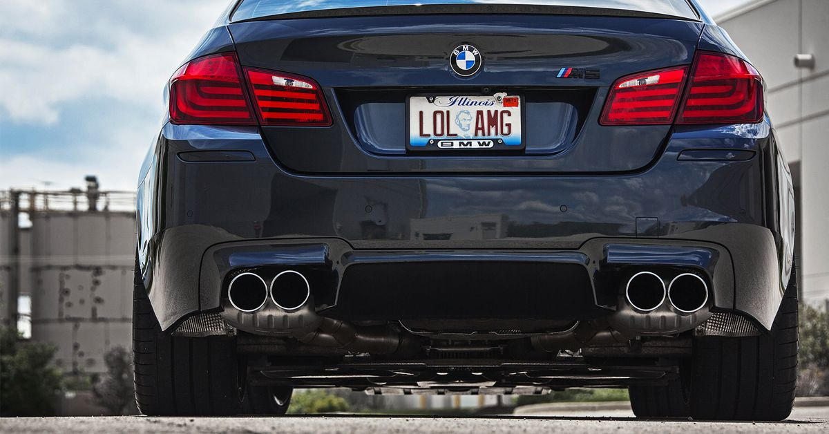 28 License Plates And Bumper Stickers That Are Just So Embarrassing