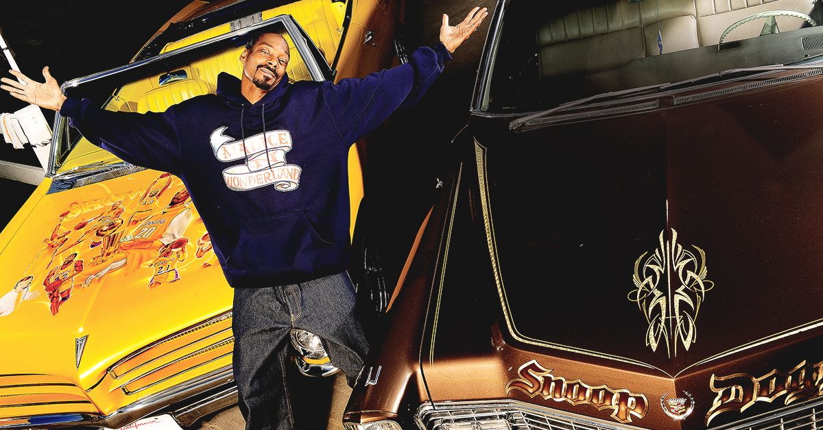 13 Cars Snoop Dogg Customized To Perfection (And 6 Will I Am