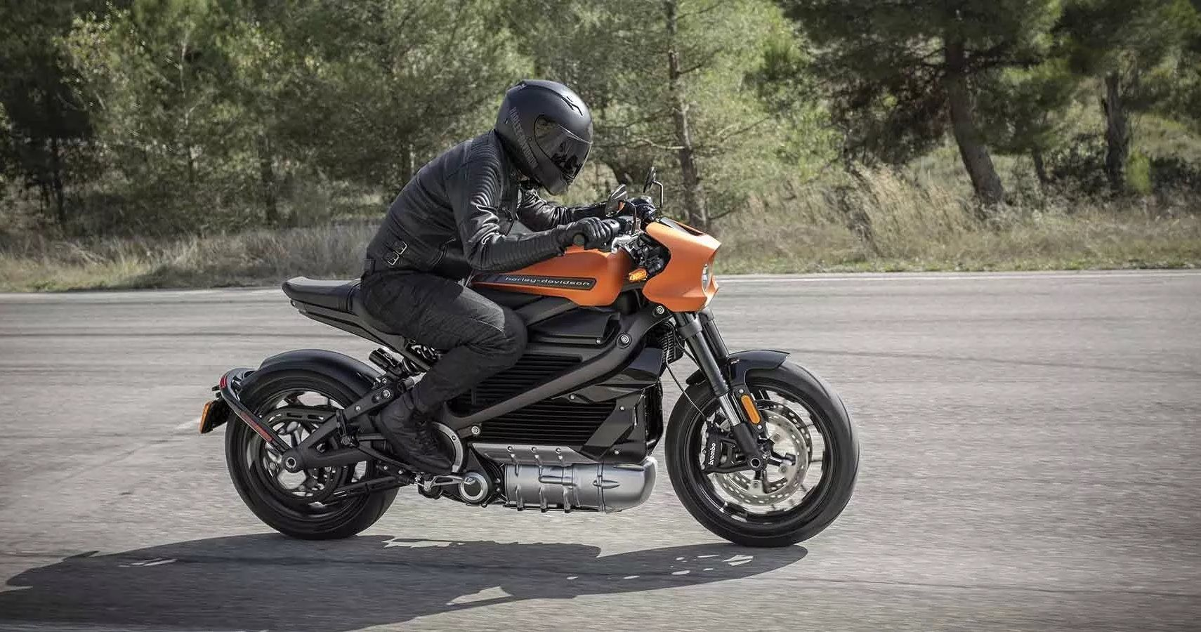 Harley Davidson's Electric Motorcycle Sounds Right Out Of A Sci-Fi Movie