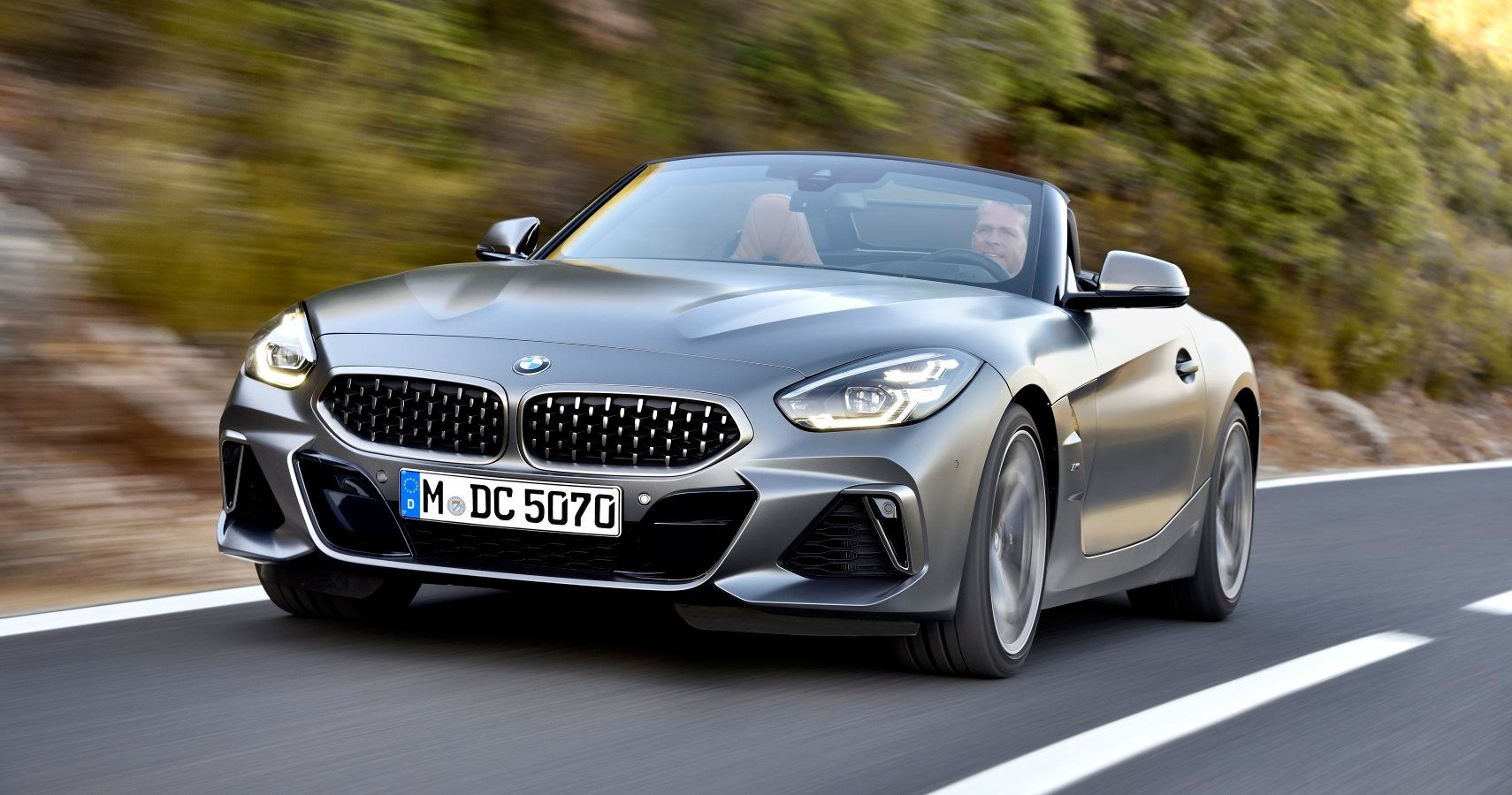 Bmw Z4 M40i Gets Updated 0 60 Times Hotcars