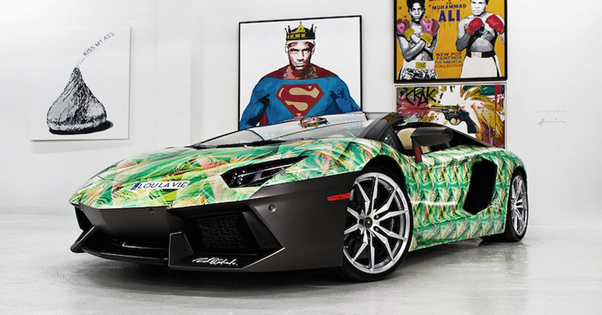 45653e0ee53 LeBron James  10 Favorite Cars (and 9 He Bought And Totally Forgot About)