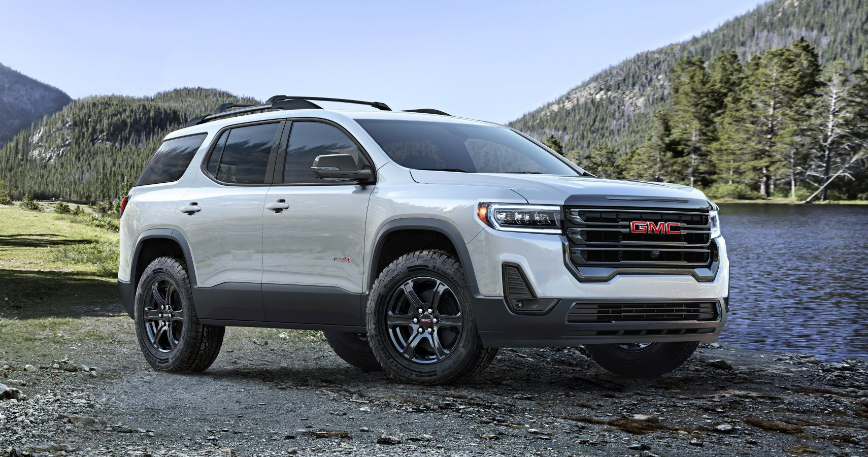 GMC Refreshes Acadia SUV For 2020 With New AT4 Trim | HotCars