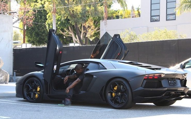 20 Cars They Should Take Away From The Kardashians And Kanye
