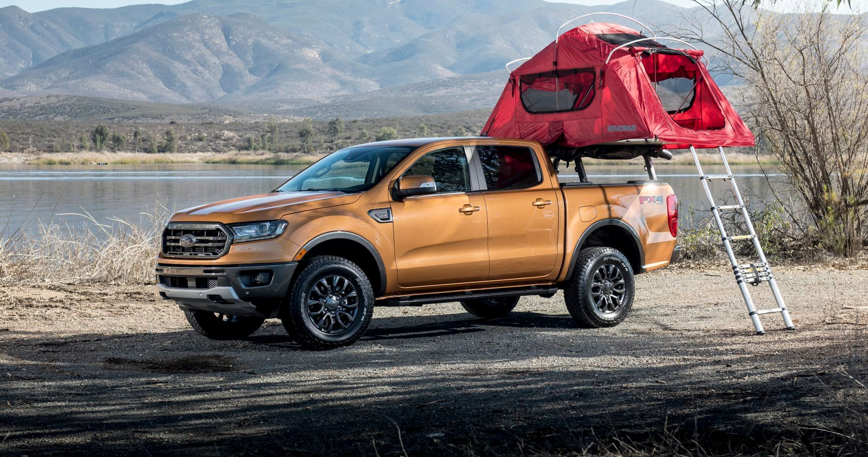 ford ranger image possibly leaked  australia hotcars