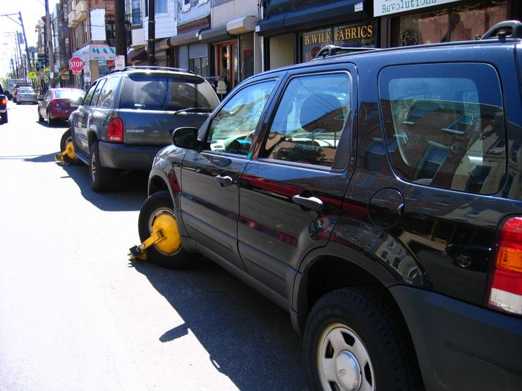 15 Things A E Didn T Tell Us About Parking Wars Hotcars