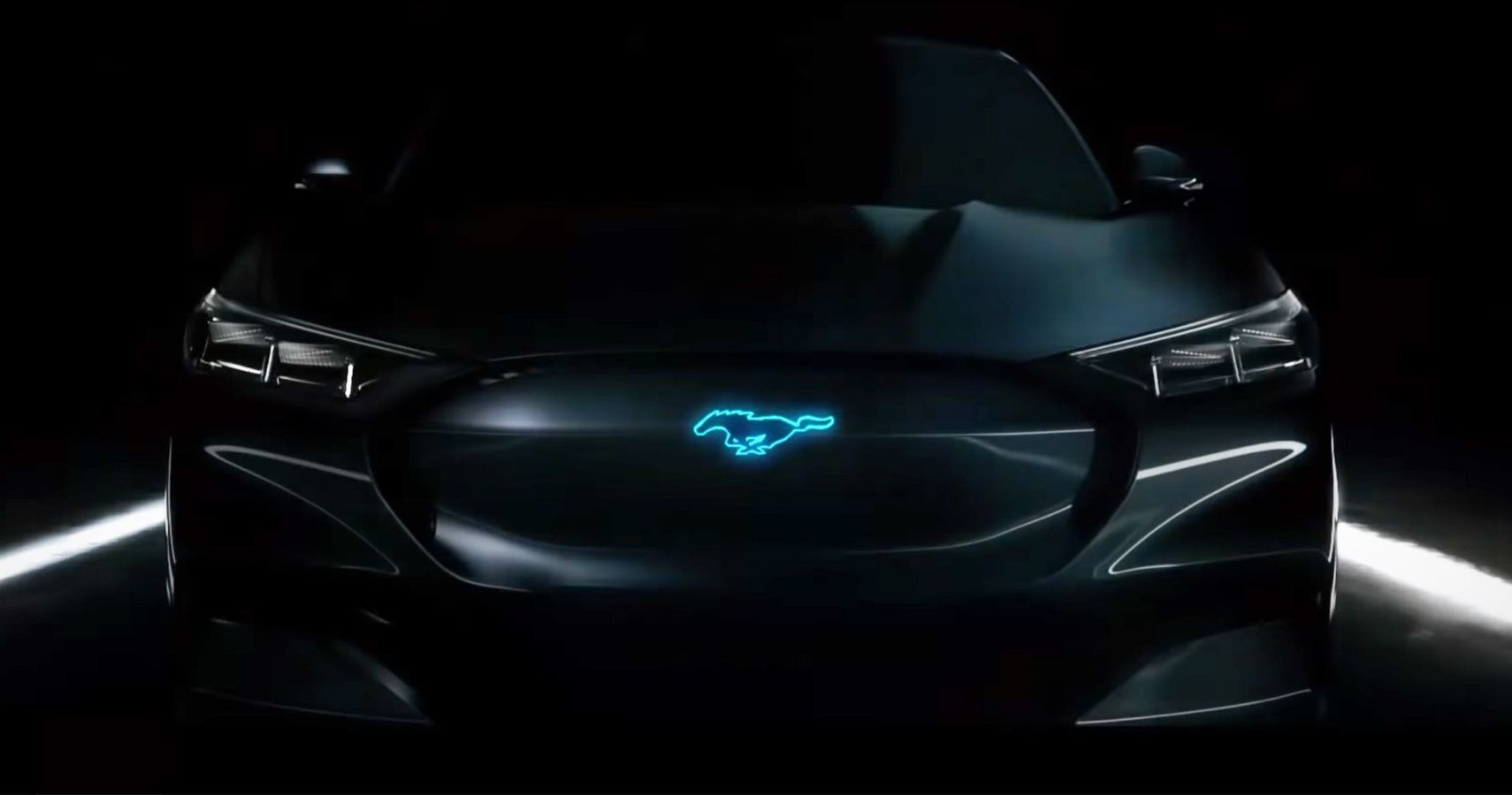 Upcoming Mustang Inspired Ford Electric Crossover To Be