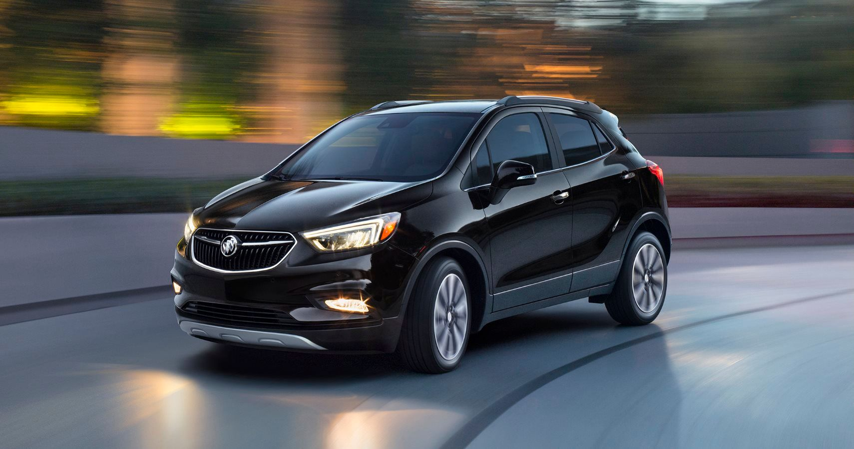 Buick Encore Gx Unveiled In Shanghai Will Be Sold In Us Market