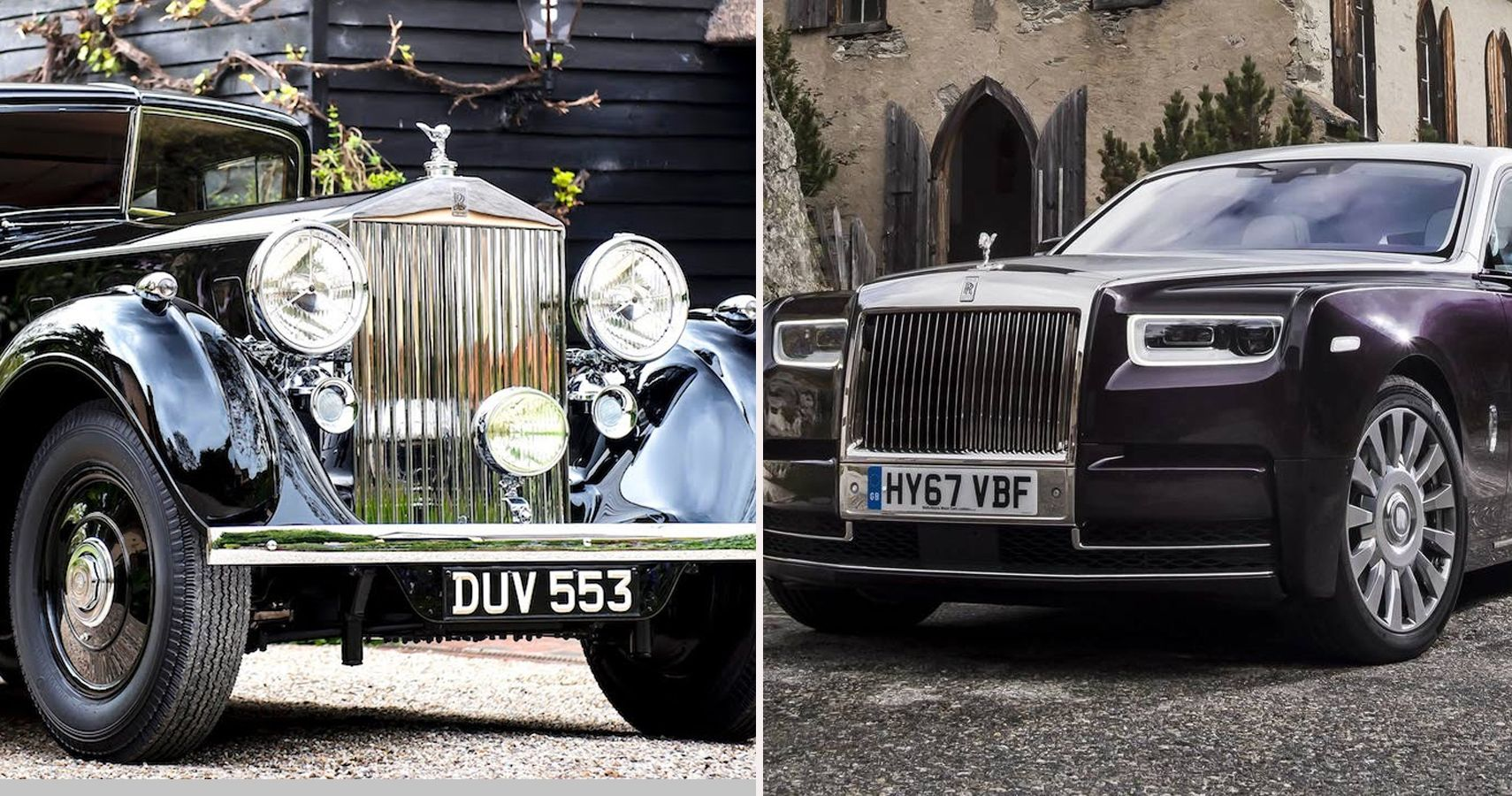 10 Most Amazing Rolls Royce Models Ever Made Ranked Hotcars
