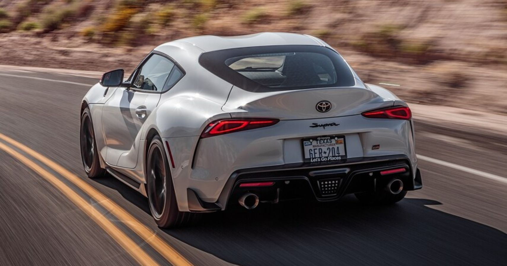 Toyota Dealers In Delaware >> Win A Chance To Get A 2020 Toyota Supra At Manufacturer's ...