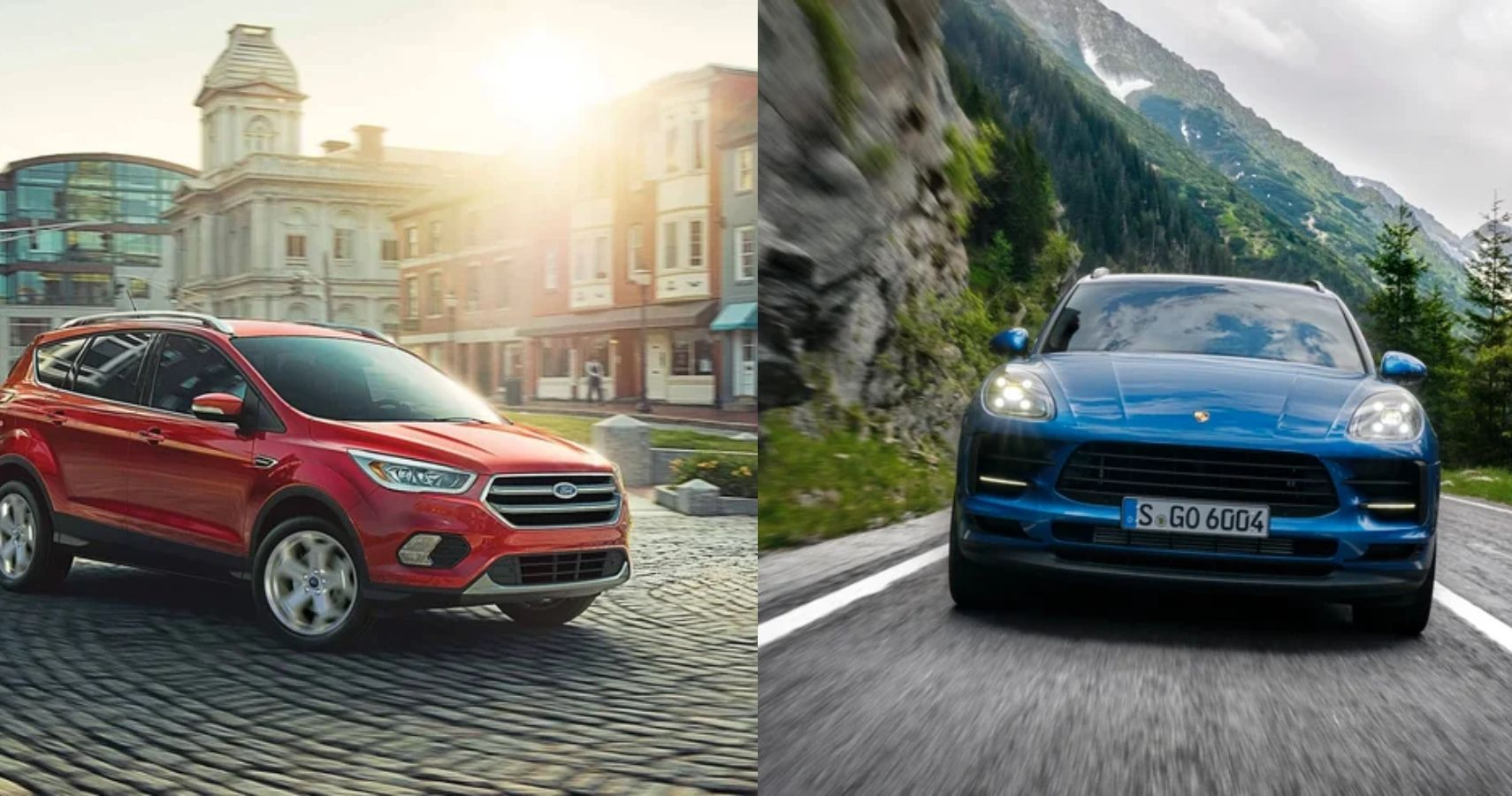 10 Sportiest Compact SUVs, Ranked | HotCars