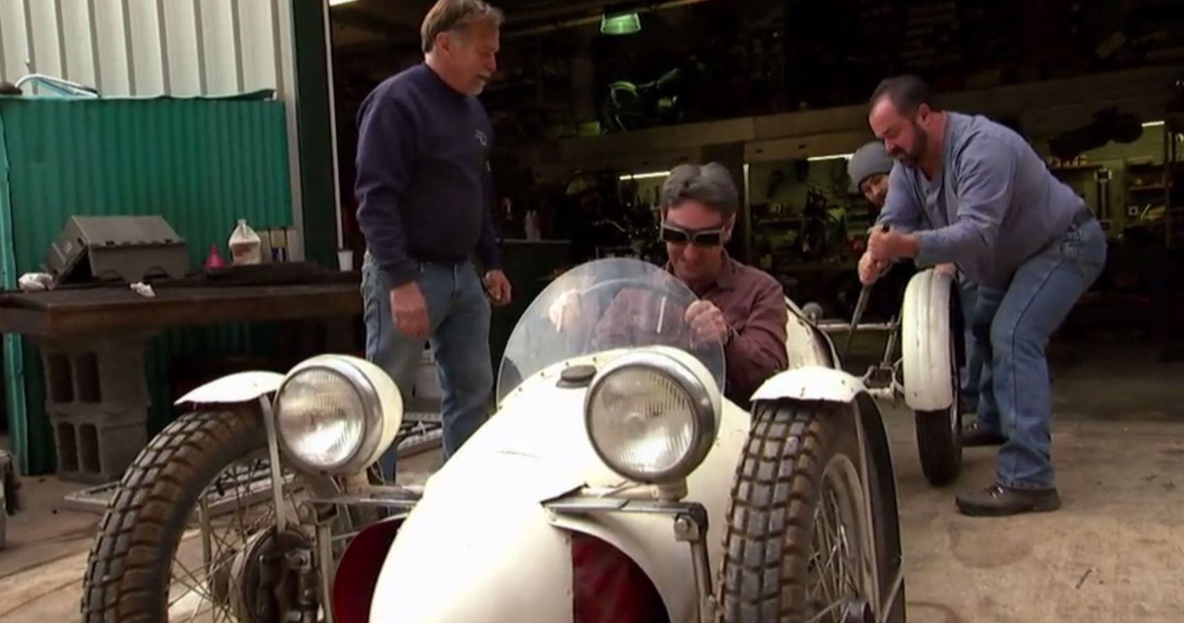 10 Of The Coolest Vehicles Found On American Pickers