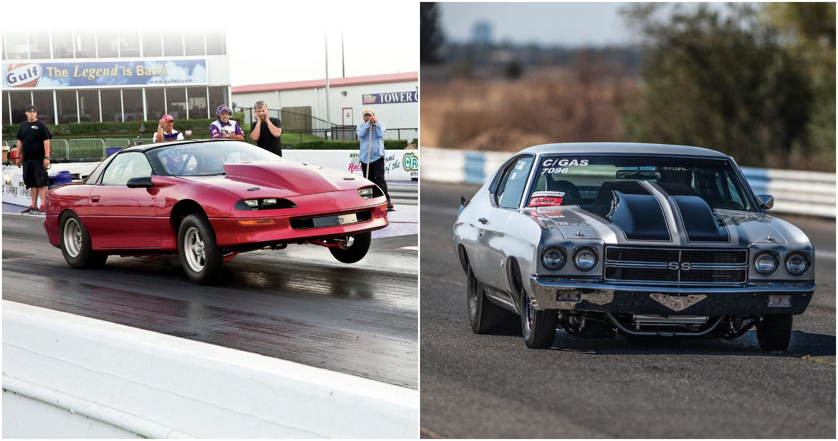 10 Muscle Cars Favored By Street Racers Hotcars