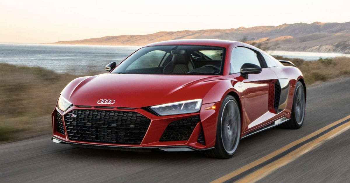 15 Things That Make The 2020 Audi R8 An Incredible Car Hotcars