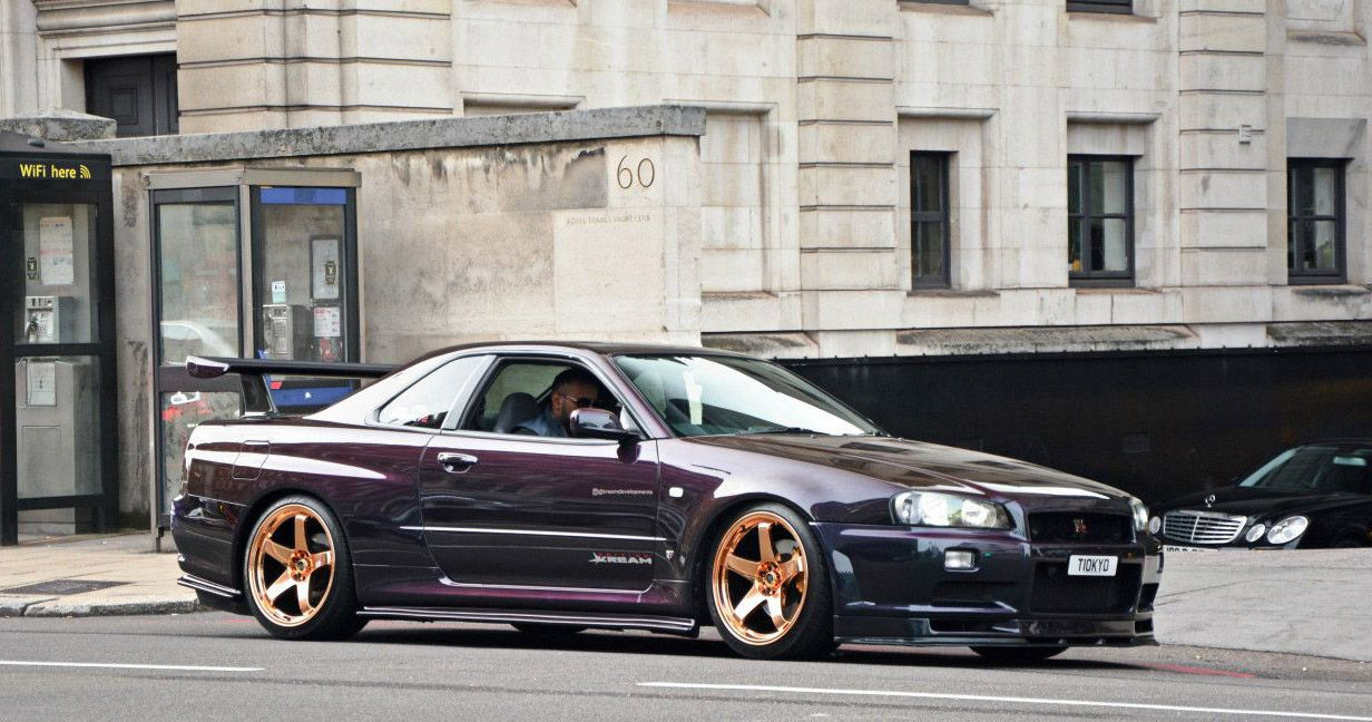 Detailing The World S Most Expensive R34 Nissan Skyline Gt R Z Tune