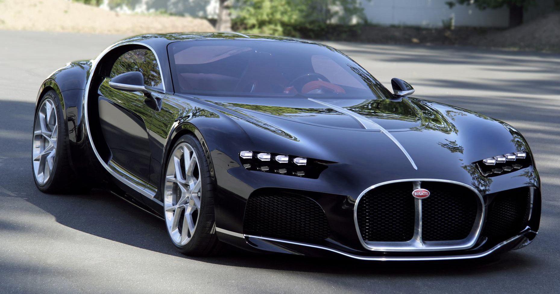 Bugatti Reveals Top Secret Concept Cars That Never Made It ...