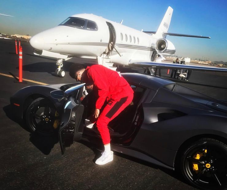 15 Nba Players With The Sickest Sports Cars Hotcars