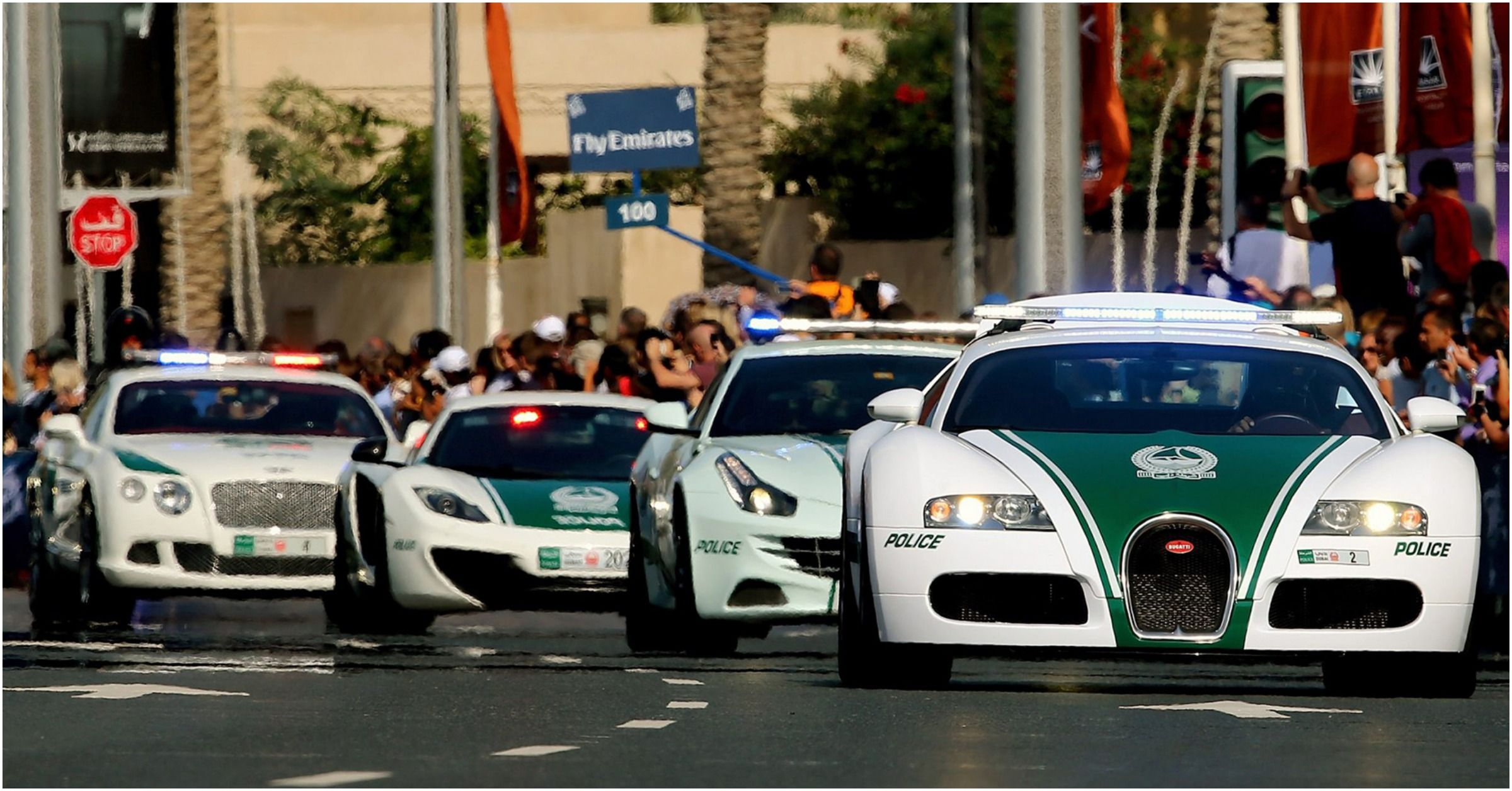 15 Facts About Dubai S Police Cars They Want To Keep On The Dl