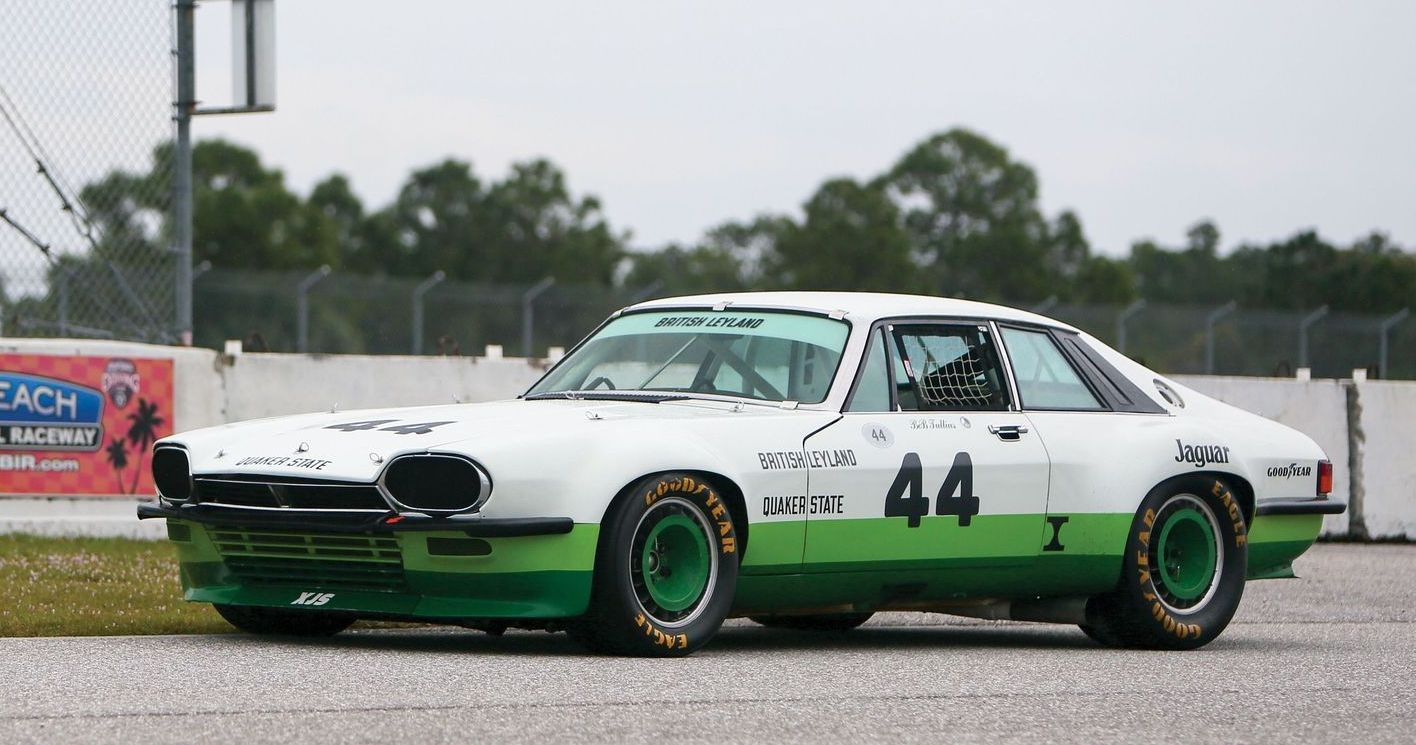 RM Sotheby's Preview: Ex-Trans Am Winning 1978 Jaguar XJ-S ...
