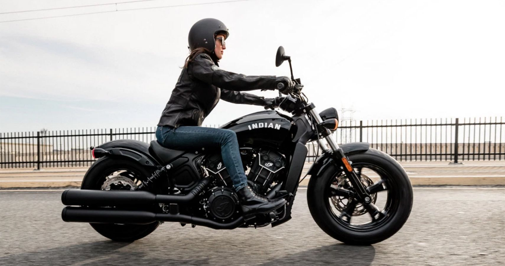 Indian Rolls Out Blacked Out Special Edition Scout Bobber