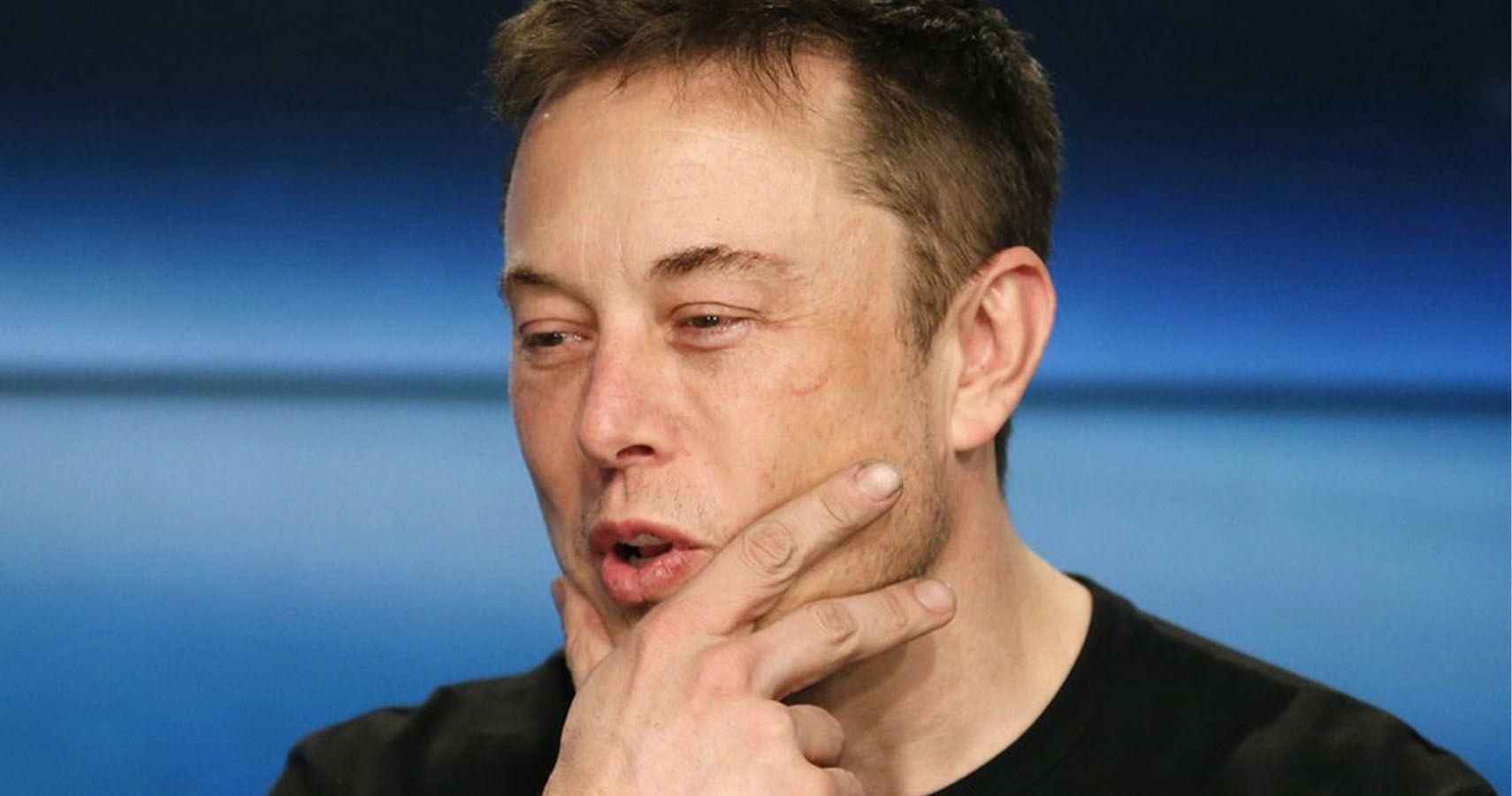 Elon Musk Reports Tesla Bought China's Excess Ventilators