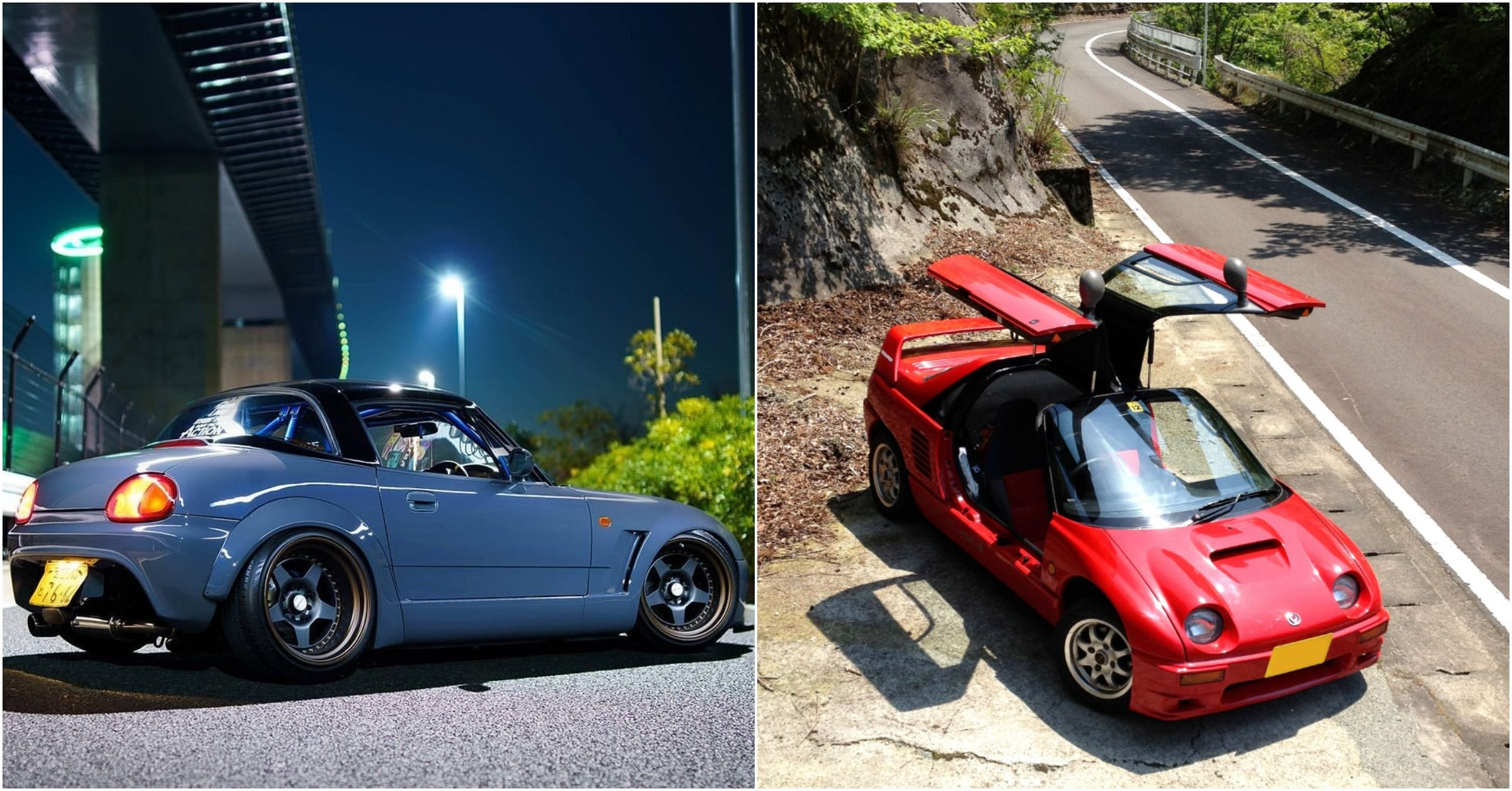 15 Of The Smallest Sports Cars Ever Hotcars