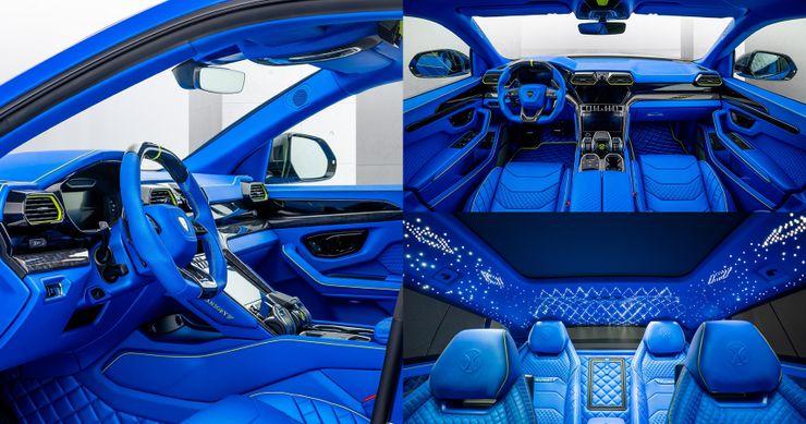 Mansory S Venatus Is A 799 Hp Carbon Wrapped Lambo Urus Hotcars