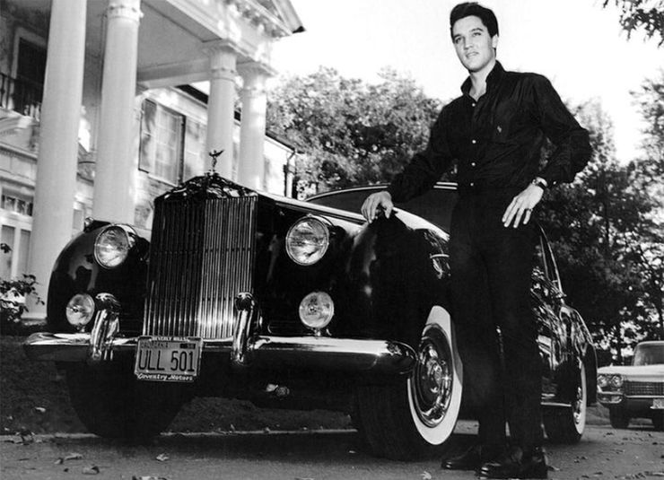 15 Awesome Rides Elvis Rocked Before He Left The Building